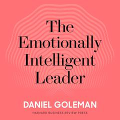 The Emotionally Intelligent Leader by Daniel Goleman audiobook