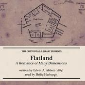 Flatland: A Romance of Many Dimensions by  Edwin A. Abbott audiobook