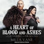 A Heart of Blood and Ashes by  Milla Vane audiobook