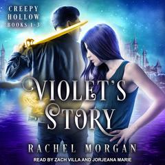 Violet's Story by Rachel Morgan audiobook
