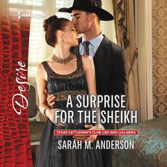 A Surprise for the Sheikh by Sarah M. Anderson audiobook