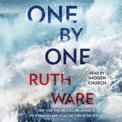 One by One by Ruth Ware audiobook