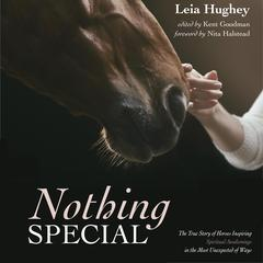 Nothing Special: The True Story of Horses Inspiring Spiritual Awakening in the Most Unexpected of Ways by Leia Hughey audiobook