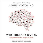 Why Therapy Works by  Louis Cozolino audiobook