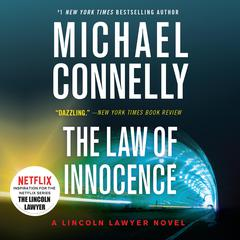 New Lincoln Lawyer Novel by Michael Connelly audiobook