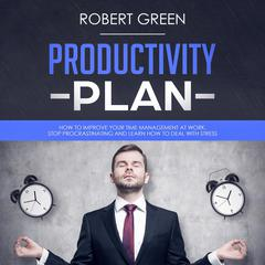 Productivity Plan by Robert Green audiobook