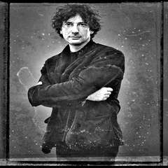 Author Bio: Neil Gaiman
