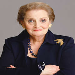 Author Bio: Madeleine Albright