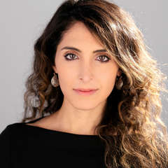 Author Bio: Leila Rafei