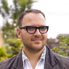 Author Bio: Cory Doctorow