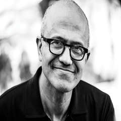 Author Bio: Satya Nadella